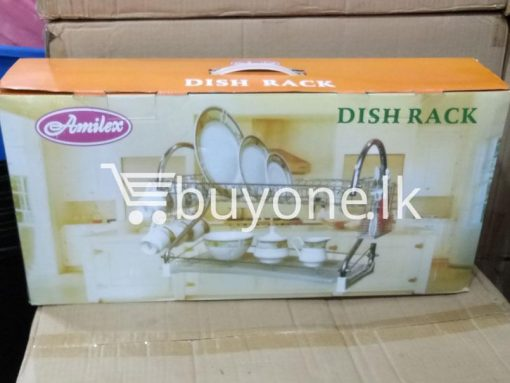 amilex dish rack home and kitchen special best offer buy one lk sri lanka 99482 510x383 - Amilex Dish Rack