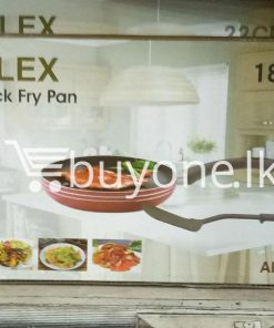 amilex non stick fry pan 18cm home and kitchen special best offer buy one lk sri lanka 99489 247x296 - Amilex Non Stick Fry Pan 18CM