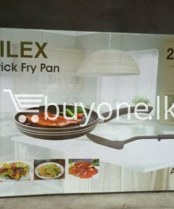 amilex non stick fry pan 20cm home and kitchen special best offer buy one lk sri lanka 99493 247x296 - Amilex Non Stick Fry Pan 20CM