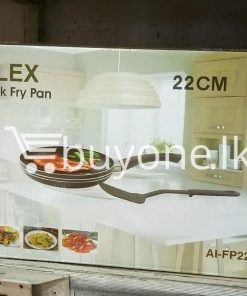 amilex non stick fry pan 22cm home and kitchen special best offer buy one lk sri lanka 99485 247x296 - Amilex Non Stick Fry Pan 22CM
