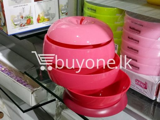 apple plates 3pcs volume set home and kitchen special best offer buy one lk sri lanka 99671 510x383 - Apple Plates 3pcs Volume Set