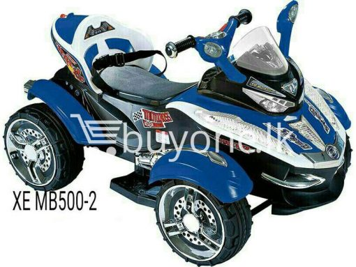 beach bike moto speed rechargeable xe mb500 2 baby care toys special best offer buy one lk sri lanka 15271 510x383 - Beach Bike Moto Speed Rechargeable XE MB500-2