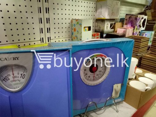 camry portable bathroom weight scale home and kitchen special best offer buy one lk sri lanka 99623 510x383 - Camry Portable Bathroom Weight Scale