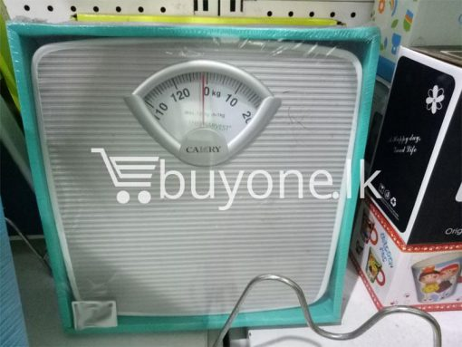 camry portable bathroom weight scale home and kitchen special best offer buy one lk sri lanka 99626 510x383 - Camry Portable Bathroom Weight Scale