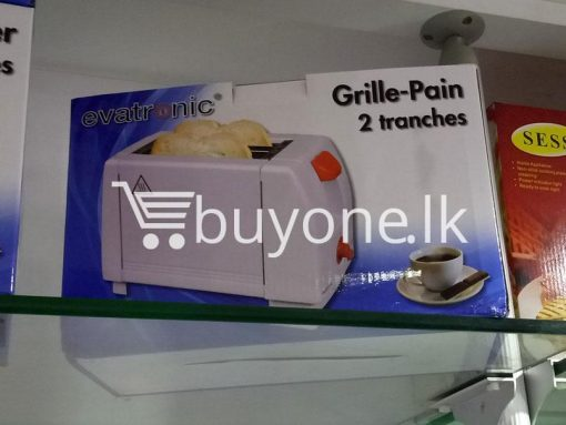 evatronic grille pain 2 tranches home and kitchen special best offer buy one lk sri lanka 99631 510x383 - Evatronic Grille-Pain 2 tranches
