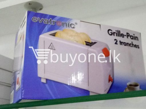 evatronic grille pain 2 tranches home and kitchen special best offer buy one lk sri lanka 99632 510x383 - Evatronic Grille-Pain 2 tranches