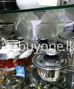 germany cookware set 1810 stainless stainless steel 32pcs set home and kitchen special best offer buy one lk sri lanka 99607 247x296 - Germany Cookware Set 18/10 Stainless Stainless Steel 32pcs Set