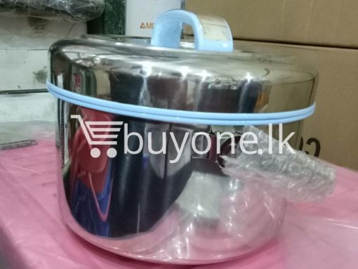 insulated food container 3 litre keeps high quality hot cool home and kitchen special best offer buy one lk sri lanka 99465 510x383 - Insulated Food Container 3 Litre Keeps High Quality Hot-Cool