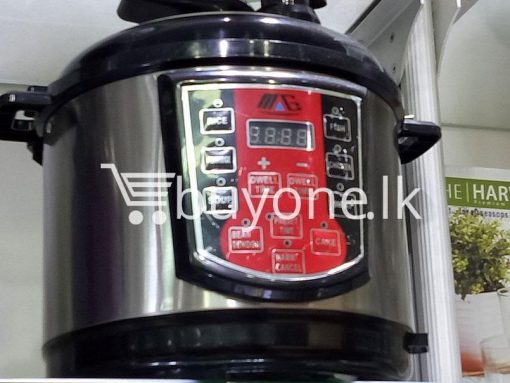mg brand rice cooker steamer multifunctionl heat preservation type home and kitchen special best offer buy one lk sri lanka 99562 510x383 - MG Brand Rice Cooker - Steamer Multifunctionl Heat Preservation Type