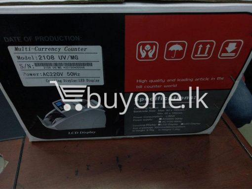 money detector bill counter world with lcd display electronics special best offer buy one lk sri lanka 99542 510x383 - Money Detector Bill Counter World with LCD Display