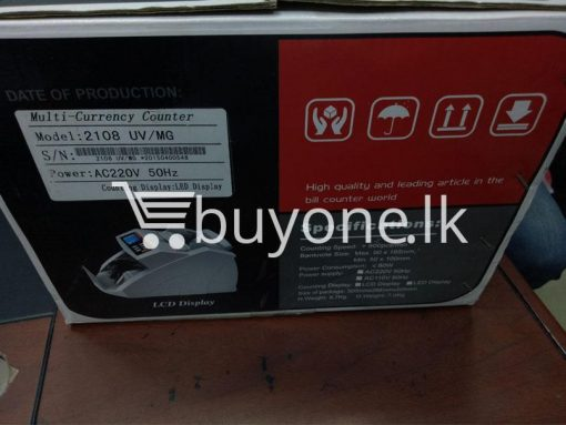 money detector bill counter world with lcd display electronics special best offer buy one lk sri lanka 99547 510x383 - Money Detector Bill Counter World with LCD Display