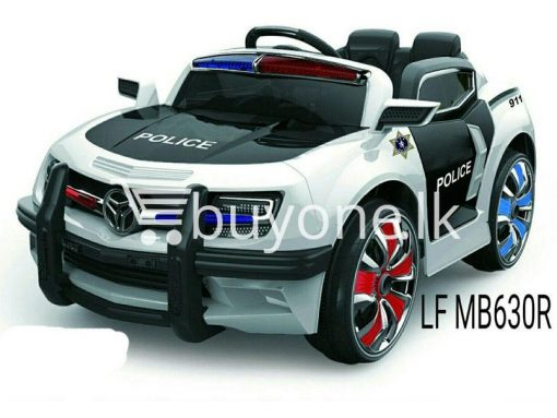 police recharable electric motor car lfmb630r baby care toys special best offer buy one lk sri lanka 15293 510x383 - Police Recharable Electric Motor Car LFMB630R