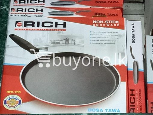 rich make your life healthy non stick cookware rfd 706 home and kitchen special best offer buy one lk sri lanka 99518 510x383 - Rich Make Your Life Healthy Non Stick Cookware RFD-706