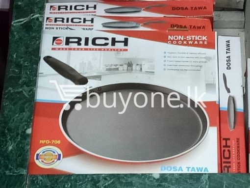 rich make your life healthy non stick cookware rfd 706 home and kitchen special best offer buy one lk sri lanka 99519 510x383 - Rich Make Your Life Healthy Non Stick Cookware RFD-706