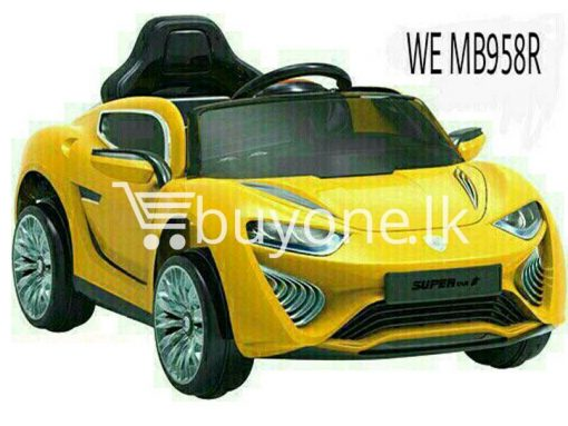 super eur recharable electric motor car wemb958r baby care toys special best offer buy one lk sri lanka 15282 510x383 - Super Eur Recharable Electric Motor Car WEMB958R