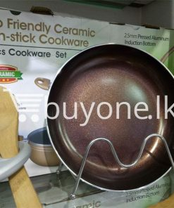 the harvest premium homeware eco friendly ceramic non stick 7pcs cookware set home and kitchen special best offer buy one lk sri lanka 99601 247x296 - The Harvest Premium Homeware-Eco Friendly Ceramic Non-Stick 7pcs Cookware Set