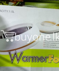 warmer food food warmer home and kitchen special best offer buy one lk sri lanka 99676 247x296 - Online Shopping Store in Sri lanka, Latest Mobile Accessories, Latest Electronic Items, Latest Home Kitchen Items in Sri lanka, Stereo Headset with Remote Controller, iPod Usb Charger, Micro USB to USB Cable, Original Phone Charger | Buyone.lk Homepage