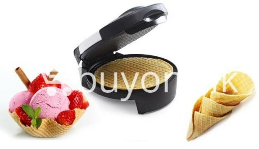 original sokany ice cream waffle cone maker home and kitchen special best offer buy one lk sri lanka 52878 510x294 - Original Sokany Ice-Cream Waffle Cone Maker