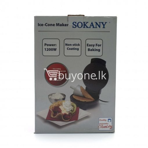 original sokany ice cream waffle cone maker home and kitchen special best offer buy one lk sri lanka 52892 510x510 - Original Sokany Ice-Cream Waffle Cone Maker