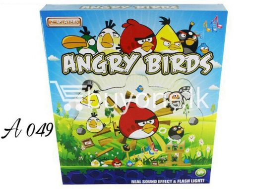 angry bird the game with real sound effect flash light baby care toys special best offer buy one lk sri lanka 51217 510x383 - Angry Bird The Game with Real Sound Effect & Flash Light