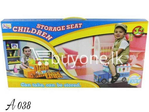 children storage seat can take can be stored baby care toys special best offer buy one lk sri lanka 51406 510x383 - Children Storage Seat can take can be stored