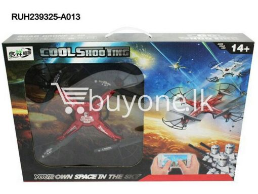 cool shooting drone your own space in the sky baby care toys special best offer buy one lk sri lanka 51269 510x383 - Cool Shooting Drone Your Own Space in the Sky