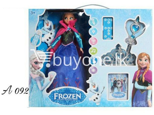 frozen electric princess series set baby care toys special best offer buy one lk sri lanka 51344 510x383 - Frozen Electric Princess Series Set
