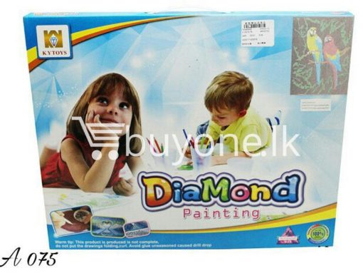 kytoys diamond painting baby care toys special best offer buy one lk sri lanka 51348 510x383 - KYToys Diamond Painting