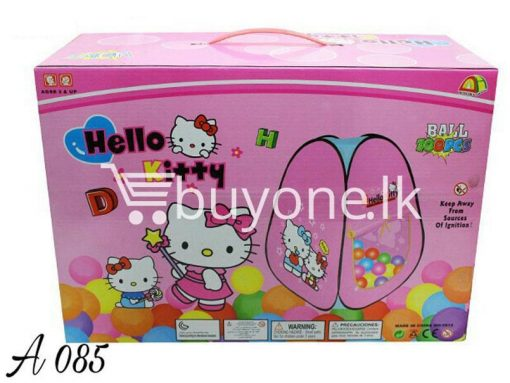 little kitty balls 100pc set with pack baby care toys special best offer buy one lk sri lanka 51307 510x383 - Little Kitty Balls 100pc Set with Pack