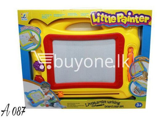 little painter artist writing board baby care toys special best offer buy one lk sri lanka 51312 510x383 - Little Painter Artist Writing Board