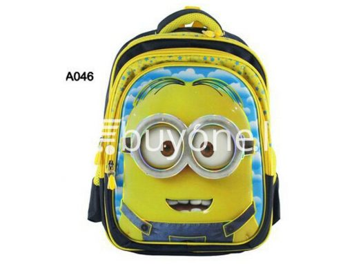 minion design school bag new style baby care toys special best offer buy one lk sri lanka 51319 510x383 - Minion Design School Bag New Style