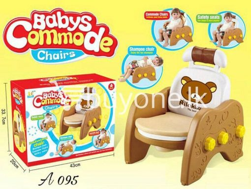 multifunctional baby commode chairs baby care toys special best offer buy one lk sri lanka 51282 510x383 - Multifunctional Baby Commode Chairs