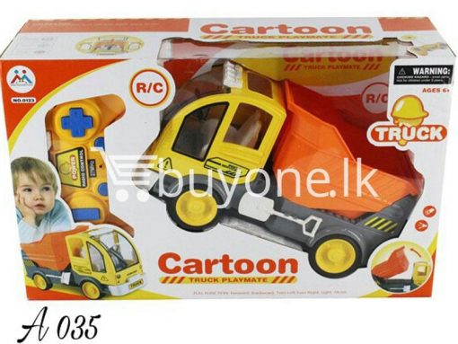 remote control cartoon truck playmate with remote baby care toys special best offer buy one lk sri lanka 51434 510x383 - Remote Control Cartoon Truck Playmate with Remote