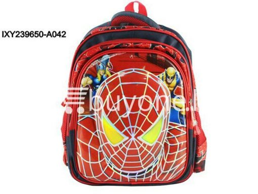 the spider man school bag new style baby care toys special best offer buy one lk sri lanka 51215 510x383 - The Spider-Man School Bag New Style
