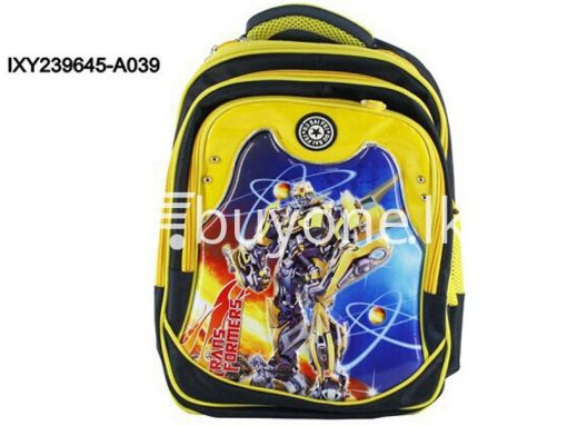 transformers school bag new style baby care toys special best offer buy one lk sri lanka 51227 510x383 - Transformers School Bag New Style