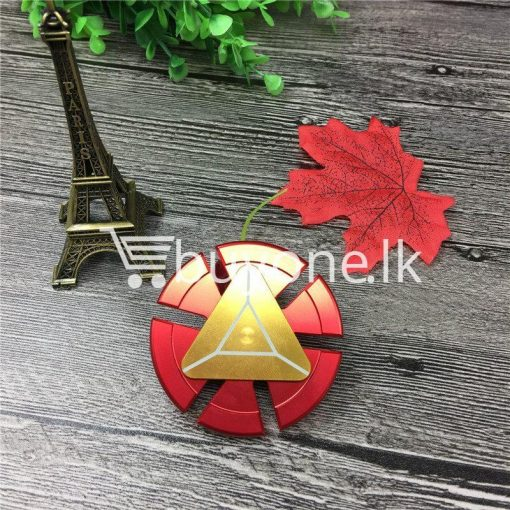 original avengers iron man metal education fidget spinner baby care toys special best offer buy one lk sri lanka 08205 510x510 - Original Avengers Iron Man Metal Education Fidget Spinner