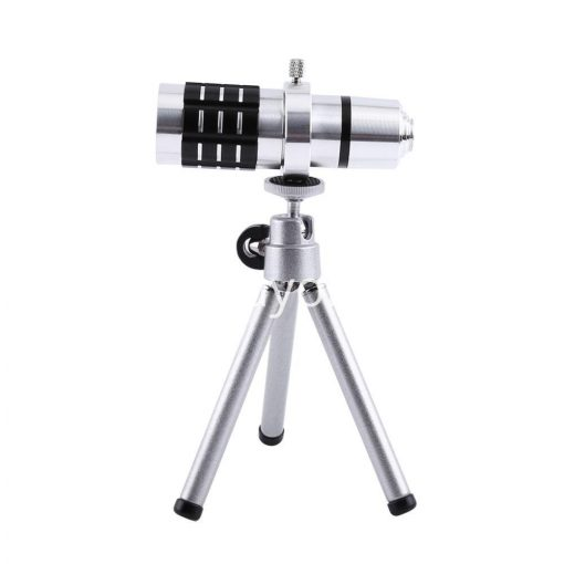 12x zoom camera telephoto telescope lens mount tripod kit for iphone xiaomi samsung huawei htc universal mobile phone accessories special best offer buy one lk sri lanka 06548 510x510 - 12X Zoom Camera Telephoto Telescope Lens + Mount Tripod Kit For iPhone Xiaomi Samsung Huawei HTC Universal