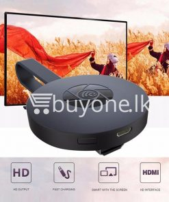 google chromecast digital hdmi media video streamer for ios android wireless display receiver mobile phone accessories special best offer buy one lk sri lanka 45824 247x296 - Google Chromecast Digital Like HDMI Media Video Streamer for IOS Android Wireless Display Receiver