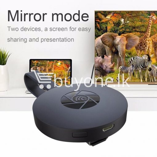 google chromecast digital hdmi media video streamer for ios android wireless display receiver mobile phone accessories special best offer buy one lk sri lanka 45825 510x510 - Google Chromecast Digital Like HDMI Media Video Streamer for IOS Android Wireless Display Receiver