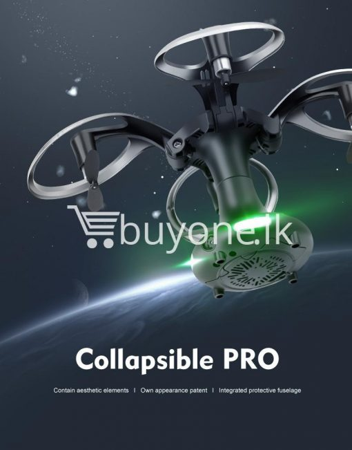 sirius alpha edrone wifi folding drone with controller phone holder action camera special best offer buy one lk sri lanka 04903 510x651 - Sirius Alpha EDRONE Wifi Folding Drone with Controller + Phone Holder