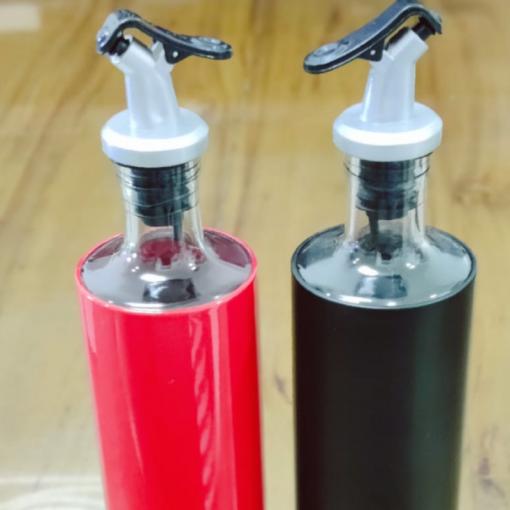 Glass Olive Oil Dispenser Bottle Oil And Vinegar Cruet with Pourers 7 510x510 - Glass Olive Oil Dispenser Bottle Oil And Vinegar Cruet with Pourers