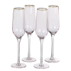 Gold Rim Champagne Flutes 5 100x100 - Glass Olive Oil Dispenser Bottle Oil And Vinegar Cruet with Pourers