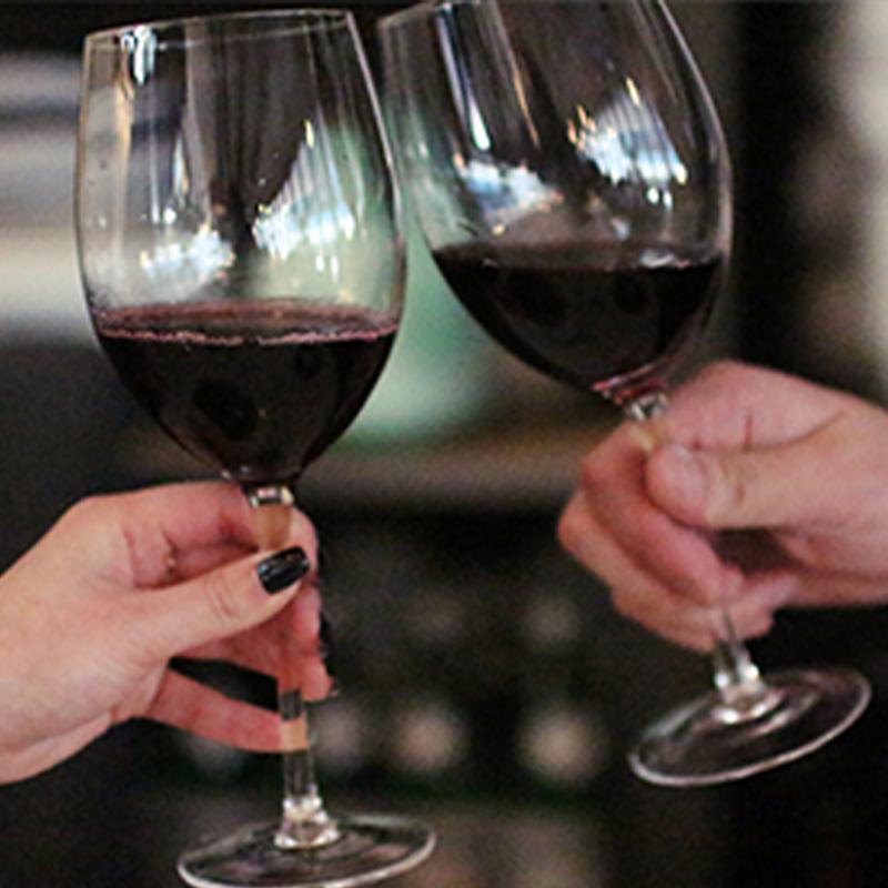 wine glass 3 - Clear Wine Glasses Set Of 6