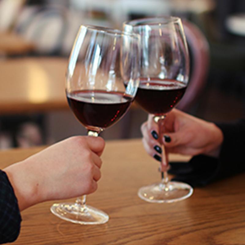 wine glass 4 - Clear Wine Glasses Set Of 6