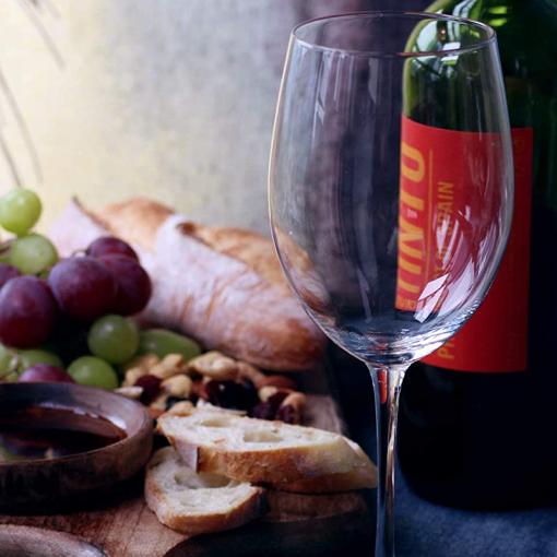 wine glass 9 510x510 - Clear Wine Glasses Set Of 6