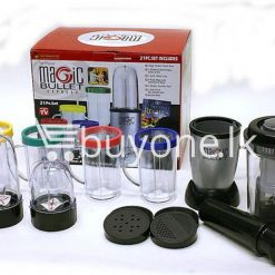 21 piece Magic Bullet Blender with warranty buyone lk sri lanka chrismas offer 5 247x247 - Magic Bullet Blender 21 piece with warranty : Limited Stock