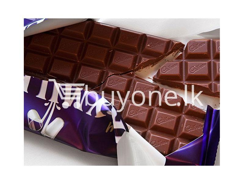 Best Deal Cadbury Dairy Milk Chocolate Bar Buyone Lk Online