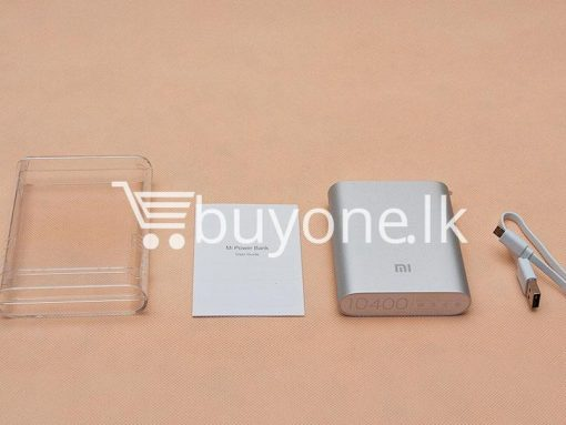 mi power bank high quality brand new buyone lk special sale offer in sri lanka 3 510x383 - Brand New MI Power Bank 10400mAh for all Smartphones, Tabs, iPad