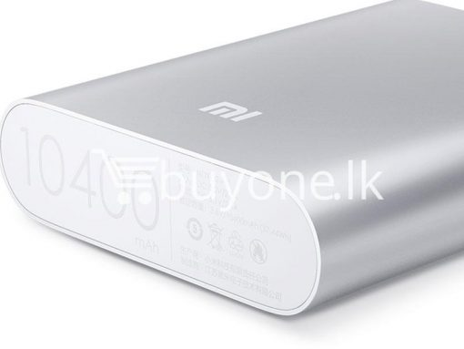 mi power bank high quality brand new buyone lk special sale offer in sri lanka 5 510x383 - Brand New MI Power Bank 10400mAh for all Smartphones, Tabs, iPad