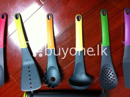 happily home living 6 piece colour kitchen gadget set for sale sri lanka brand new buyone lk send gift offers 16 510x383 - Happily Home Living 6 Piece Colour Kitchen Spoon Gadget Set